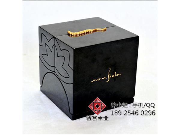 保健品木制包装盒_产品展示