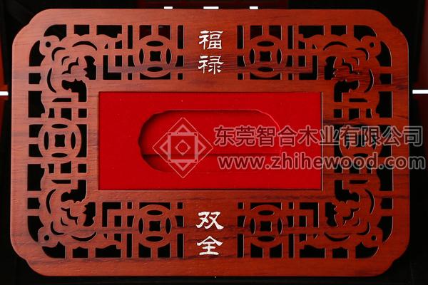 木质邮件图标